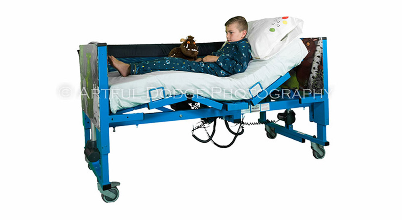 The Quoddy Growing Bed Children Profiling Bed Paediatric Bed