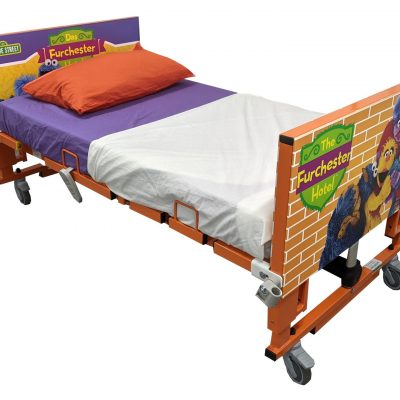 Quoddy Paediatric Childrens Bed