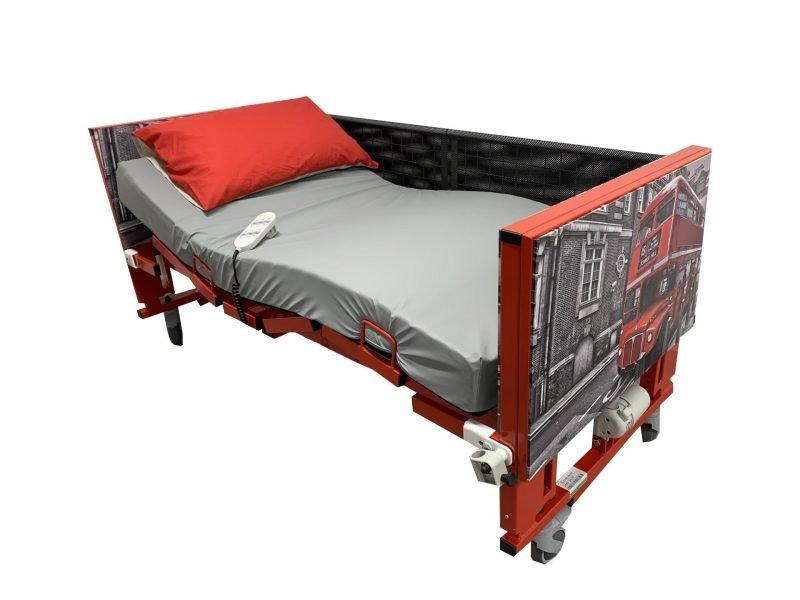Quoddy Paediatric Bed