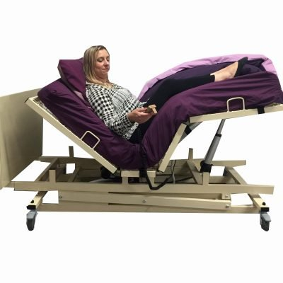 Delaware Leg Positioning Bed